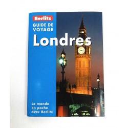 GUIDE DE VOYAGE DE POCHE BERLITZ LONDRES