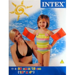 LOT DE 2 BRACELETS DE NATATION INTEX 6-12 ANS