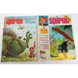 JOURNAL DE SPIROU ANNEE 1977 N°2031 ET 2024