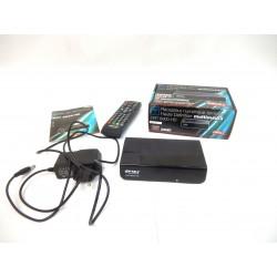 ADAPTATEUR RECEPTEUR TNT HD OPTEX ORT8900-HD