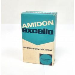 BOITE ANCIENNE AMIDON EXCELLO 400G