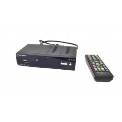 RECEPTEUR TNT HD FUJI ONKYO FT-300 PERITEL ET HDMI