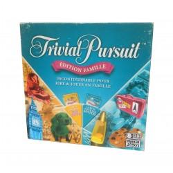 TRIVIAL PURSUIT EDITION FAMILLE JEU DE SOCIETE PARKER
