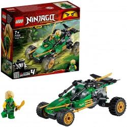 LEGO NINJAGO LE BUGGY DE LA JUNGLE NEUF