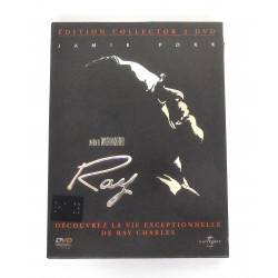 RAY CHARLES EDITION COLLECTOR FILM RAY 2 DVD