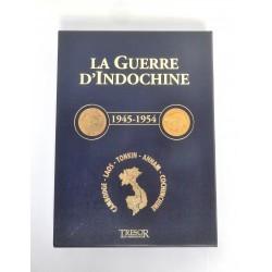 LIVRE LA GUERRE D'INDOCHINE EDITION TRESOR DU PATRIMOINE 2004